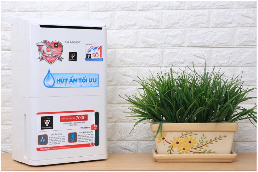 Công nghệ hút ẩm giúp bảo vệ sức khỏe gia đình và các đồ điện tử trong nhà