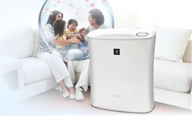 Công nghệ hút ẩm hoạt động dựa trên cơ chế ngưng tụ hơi nước