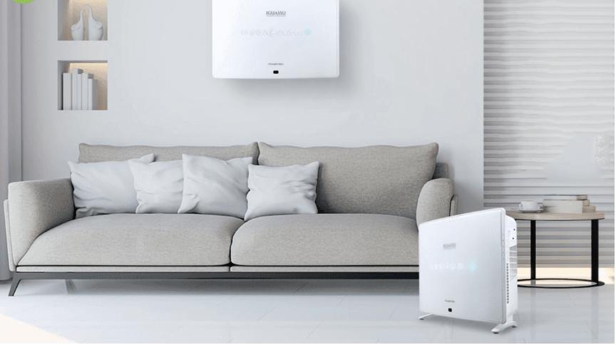 Máy lọc không khí là một thiết bị hữu ích trong mọi gia đình